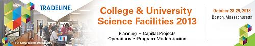 New England Lab to exhibit at Tradeline's College & University Science Facilities