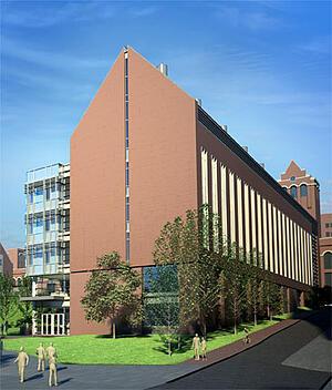 "Georgetown University's ""Regents Hall"""