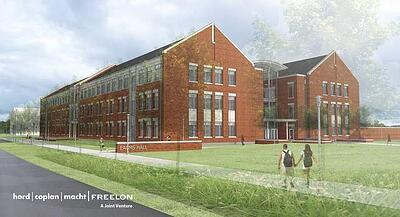 University of Maryland Eastern Shore STEM Building