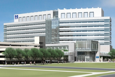 UMass Medical - Albert Sherman Center