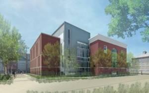 Wentworth Institute of Technology - Ira Allen Center