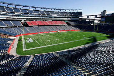 New England Lab at Gillette!