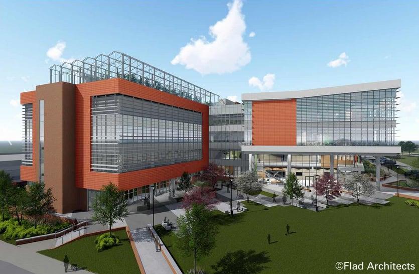 12641 NCSU Plant Sciences Building